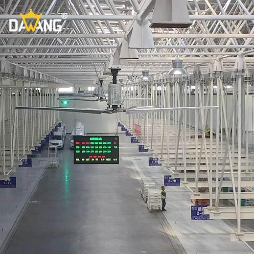 枣庄篮球馆工业大风扇进口 值得信赖 苏州大王环境科技供应