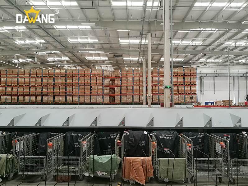 准格尔旗车间工业大风扇价格 铸造辉煌 苏州大王环境科技供应