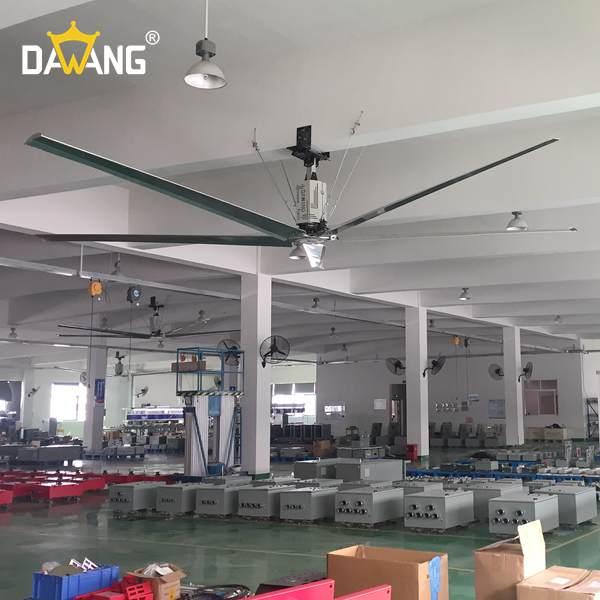 威海焊接车间工业大风扇人员降温 创新服务 苏州大王环境科技供应