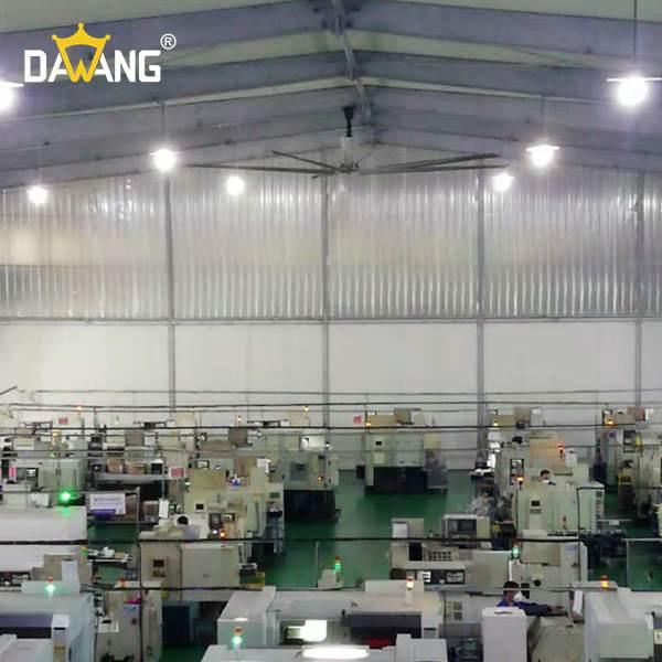 徐州包装厂工业大风扇通风降温 客户至上 苏州大王环境科技供应