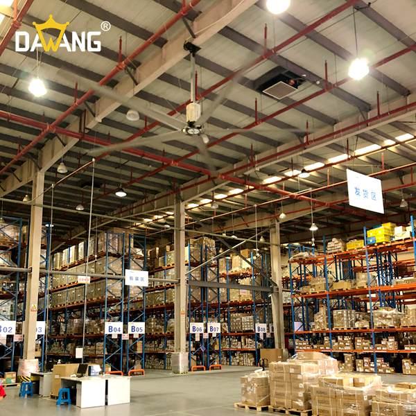 东营钣金车间工业大风扇厂家价格 服务至上 苏州大王环境科技供应
