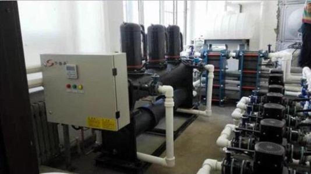 漯河浴池污水源热泵厂家,污水源热泵