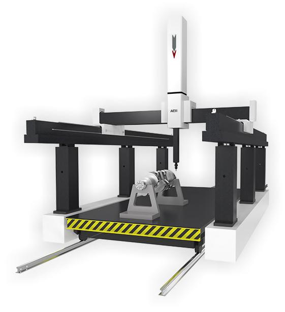 正规龙门式三坐标测量机源头直供厂家「昆山鼎立德检测设备供应」