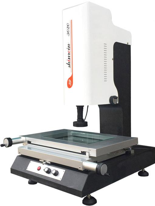 相城区手动二次元影像测量仪制造价格「昆山鼎立德检测设备供应」