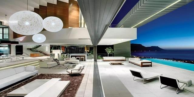 河北豪宅设计「上海觉观空间设计供应」图片