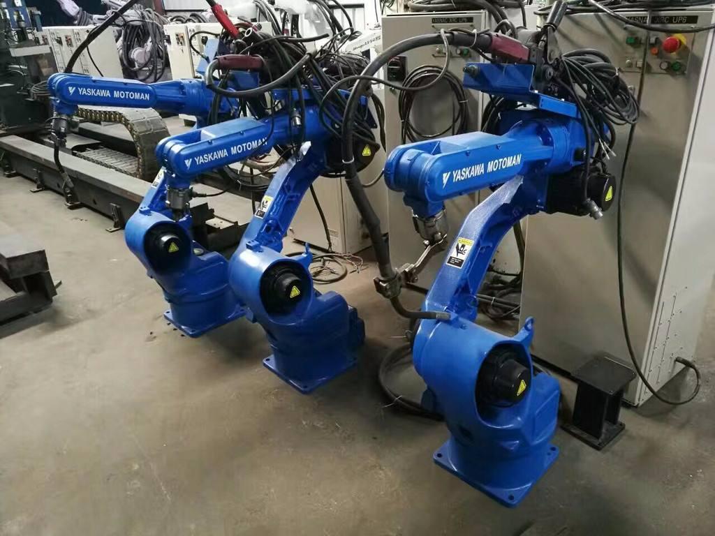 福建日本安川机器人维修价格合理,日本安川机器人维修
