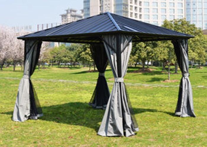 昆明庭院花鳥涼亭生產廠家地址 有口皆碑 飛宏傘篷供應