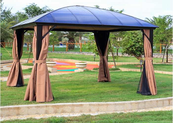 昆明庭院花鳥亭生產公司地址 來電咨詢 飛宏傘篷供應
