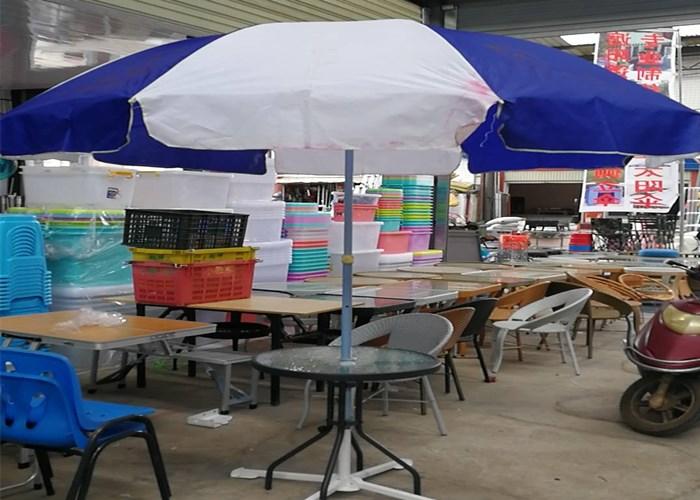 昆明广告太阳伞哪家公司好 创造辉煌 云南昆明飞宏伞篷厂家供应