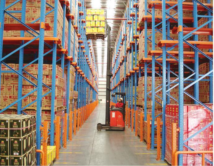 知名贯通式货架厂家直供,贯通式货架