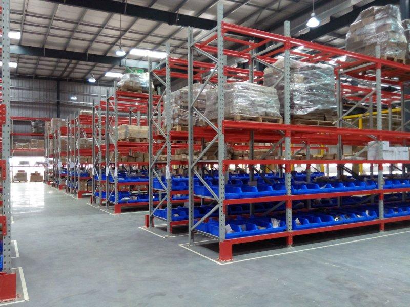 泰州中型货架厂家直供,中型货架