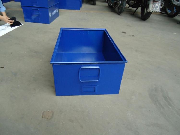 镇江铁皮物料箱推荐厂家,铁皮物料箱