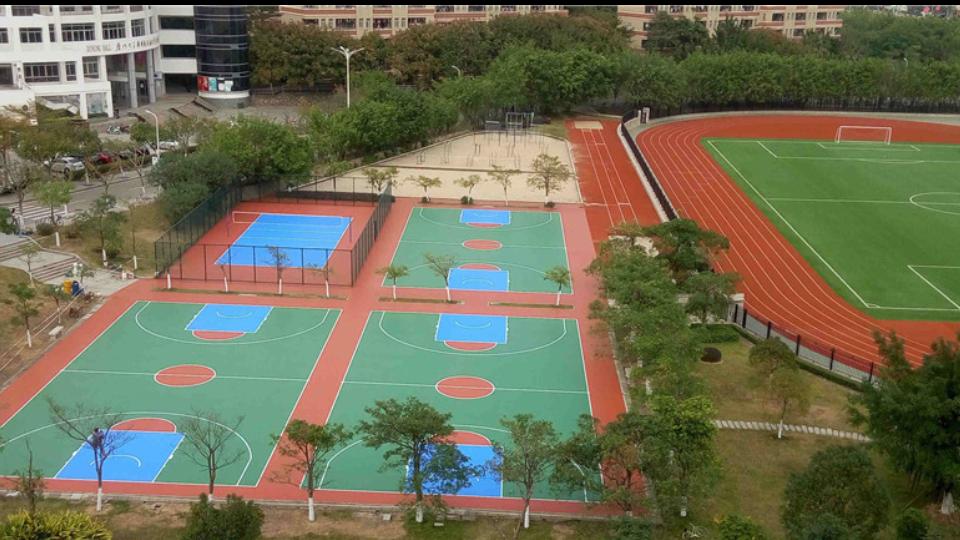 龙岩福建篮球场,福建篮球场