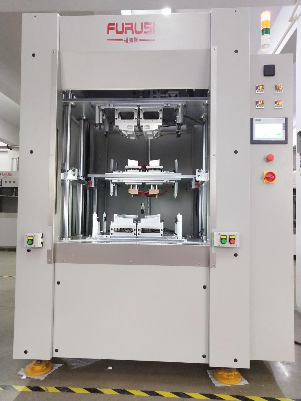 宁波直销热板机免费咨询 创造辉煌 昆山福如斯精密机械供应