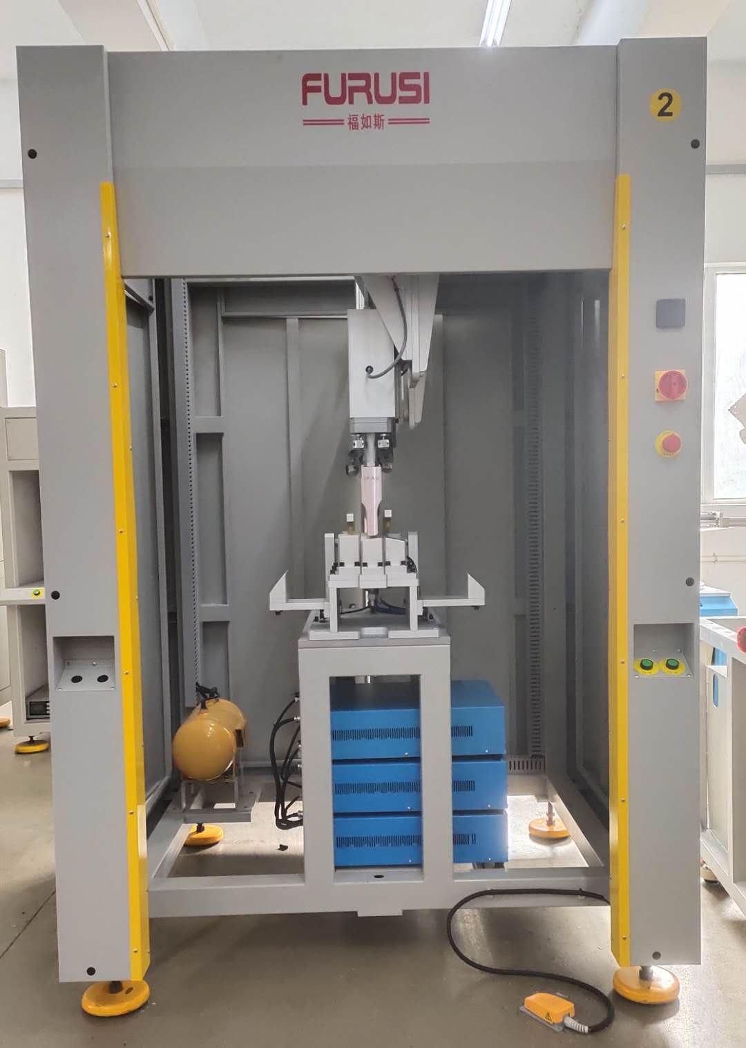 上海专业超声波焊接机规格齐全 创造辉煌 昆山福如斯精密机械供应