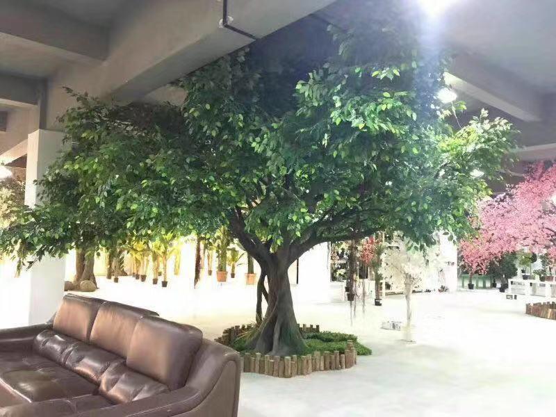 无锡桃花树仿真树,仿真树