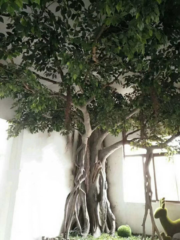 广场仿真树价格,仿真树