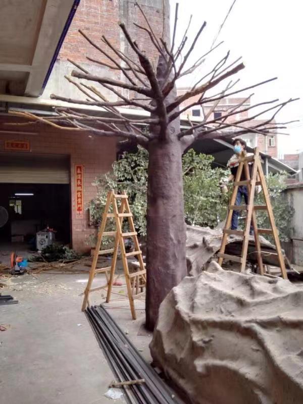 苏州仿真树制作价钱,仿真树