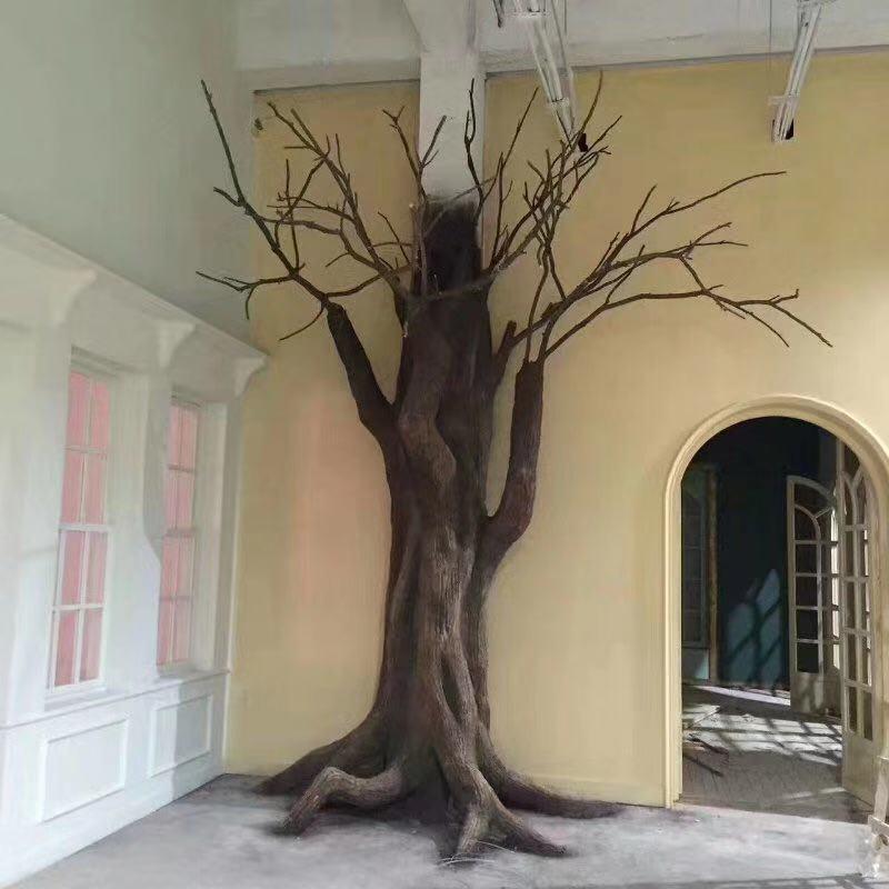 嘉兴包柱子仿真树