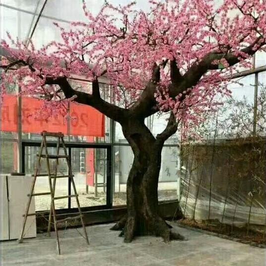 常州广场仿真树 铸造辉煌「相城经济技术开发区御景源装饰材料供应」