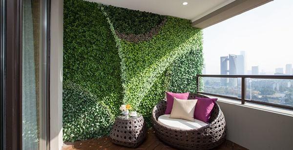 湖州绿植墙独特景观制作,绿植墙