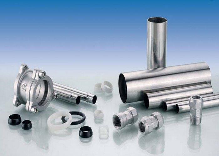 昆明专业不锈钢水管批发 贴心服务 冠诚机电设备安装供应