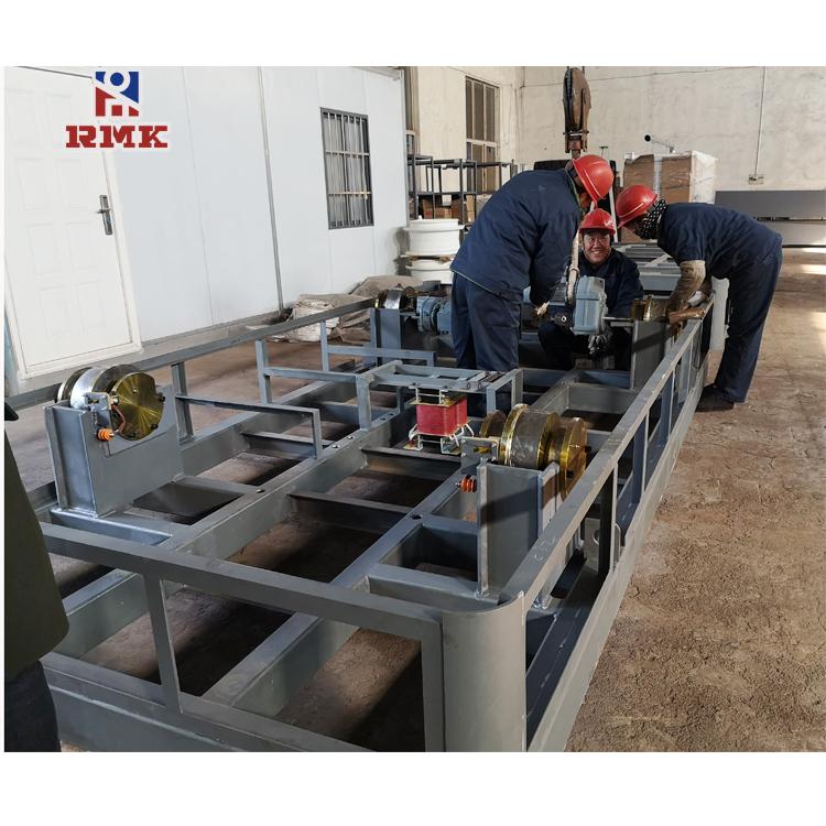 北京100吨轨道电动平车供应商 睿迈科供