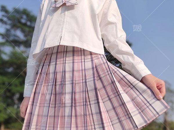 济源JK制服哪里可以买 创新服务 艾秋服装供应