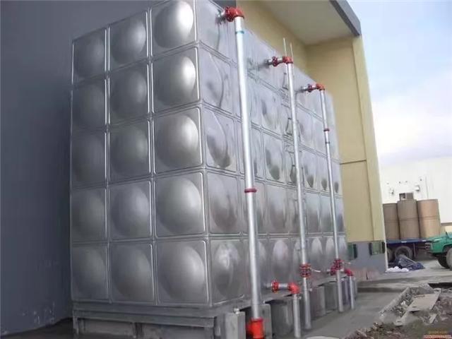 黔西南方形保温水箱设备 贵阳海翔鑫不锈钢制品供应