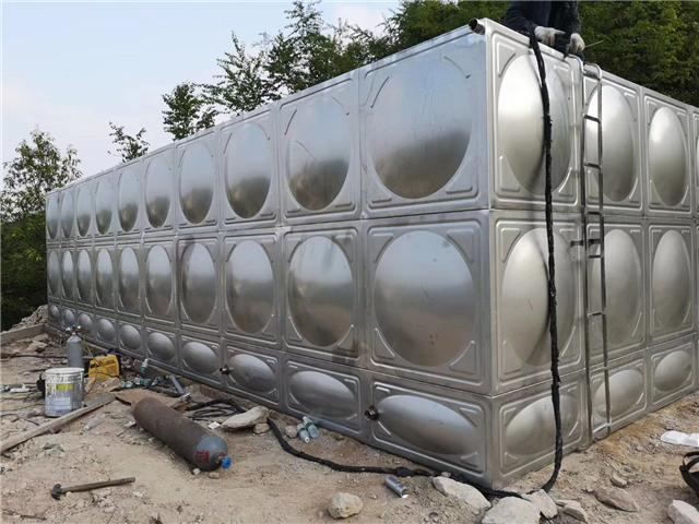 黔东南方形保温水箱厚度 贵阳海翔鑫不锈钢制品供应