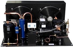压缩机敞开式中高温水冷机组(5P-50P)