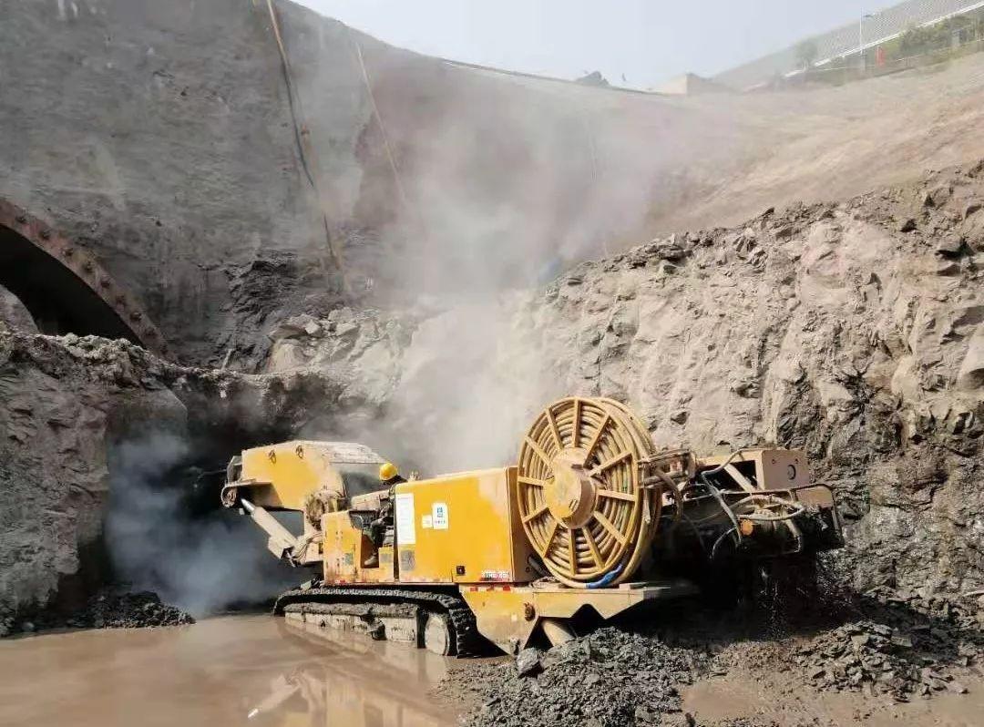 贵州隧道掘进机售后服务 贵州础润机械设备供应