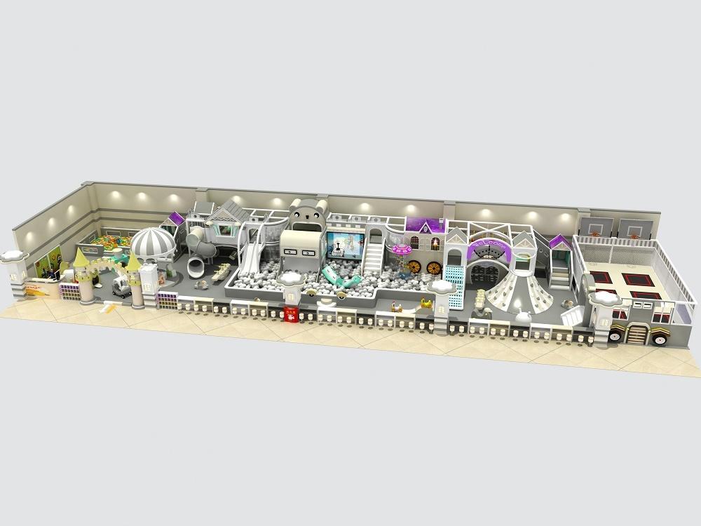 贵州淘气堡货源充足「温州嗨童游乐设备供应」