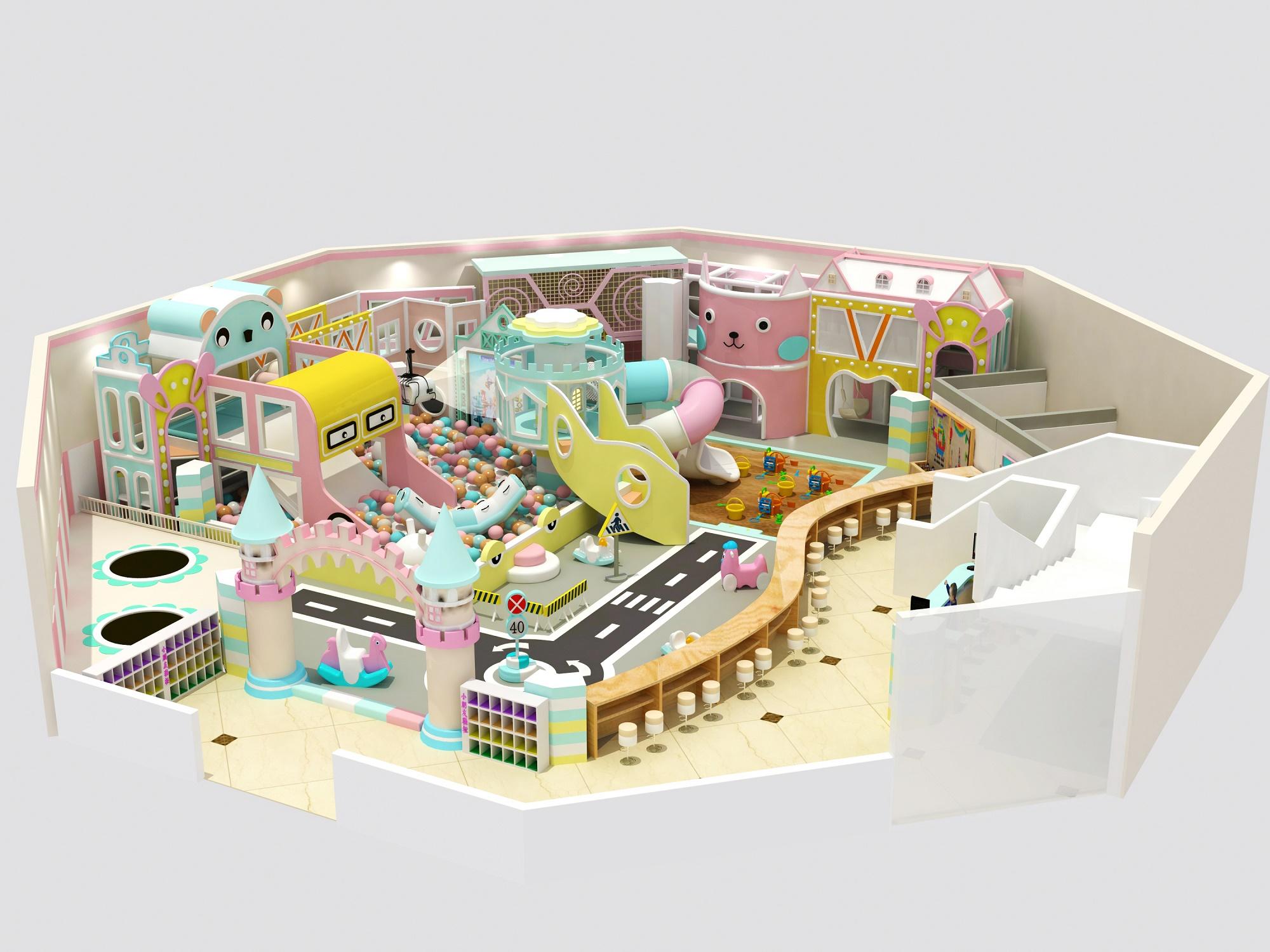 天津淘气堡产品的优势所在「温州嗨童游乐设备供应」