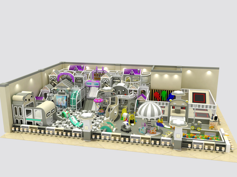 河南淘气堡厂家现货「温州嗨童游乐设备供应」
