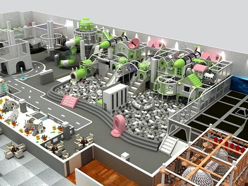 安徽創意兒童樂園「溫州嗨童游樂設備供應」