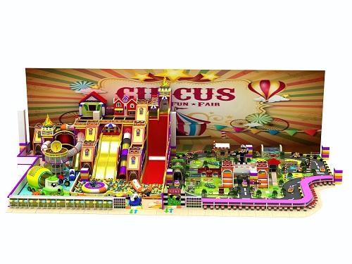湖南好儿童乐园「温州嗨童游乐设备供应」