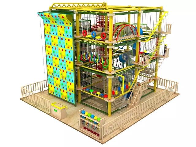 大型室內外拓展設備不二之選「溫州嗨童游樂設備供應」