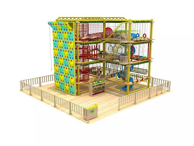 河北正规室内外拓展设备「温州嗨童游乐设备供应」