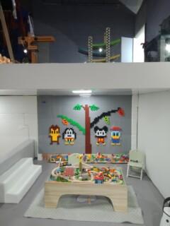 黑龍江親子餐廳游樂設備