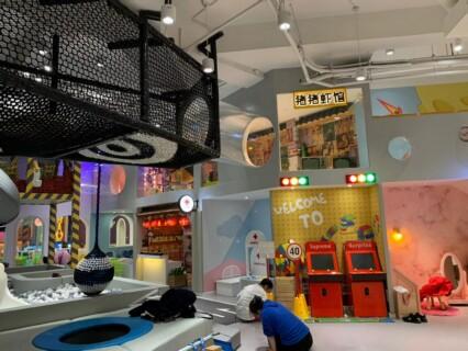 新品亲子餐厅游乐设备市场报价「温州嗨童游乐设备供应」