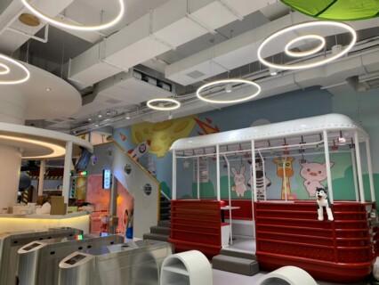 天津亲子餐厅游乐设备「温州嗨童游乐设备供应」