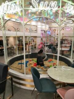 口碑好亲子餐厅游乐设备认真负责「温州嗨童游乐设备供应」