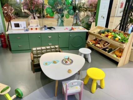 中国香港亲子餐厅游乐设备哪里买「温州嗨童游乐设备供应」