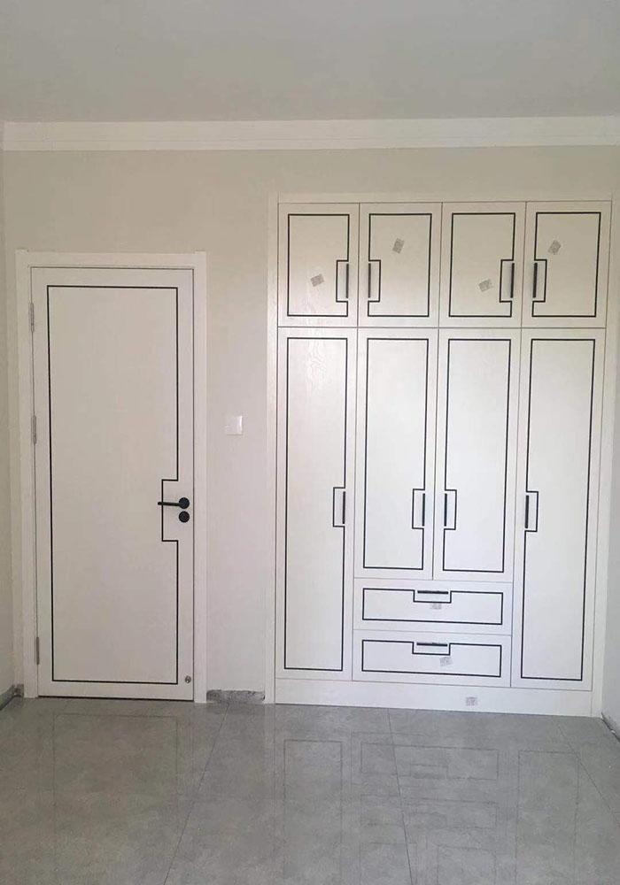 博山室内门,门