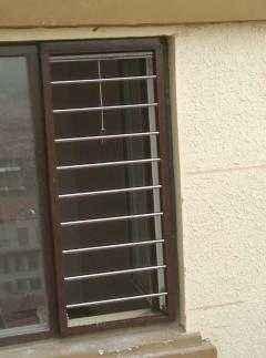 五一农场护栏加工厂 新疆恒大纱窗护栏供应