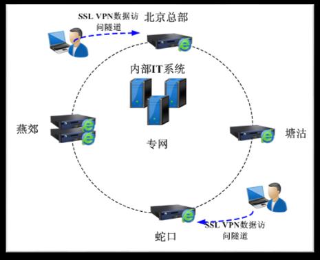 江西IPSEC VPN厂家 上海雪莱信息科技供应
