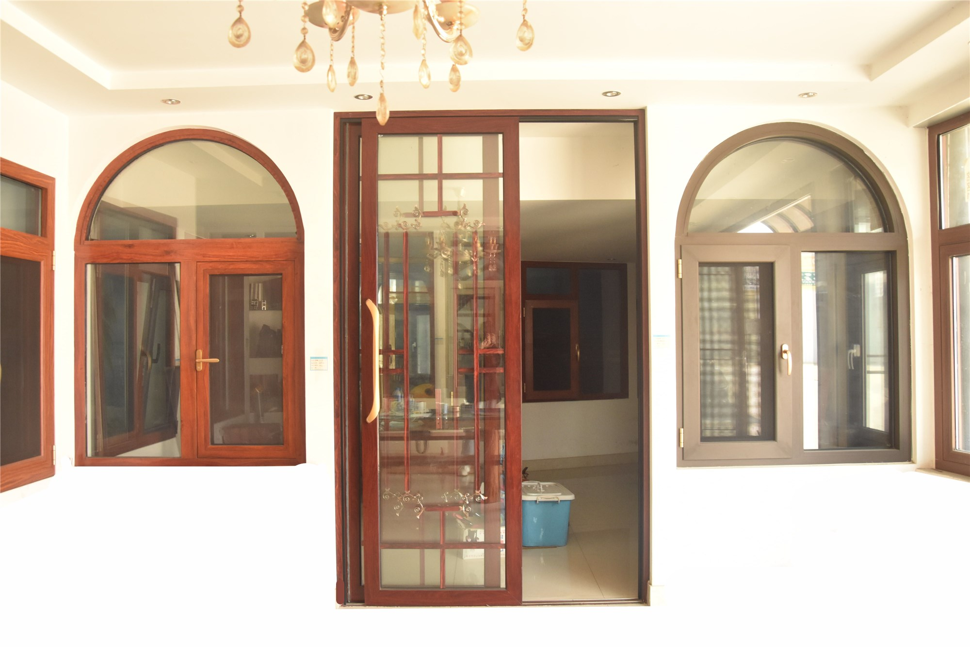 昆明折叠窗高端定制 真诚推荐 昆明沥东断桥铝门窗厂供应