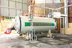 济南环保热水锅炉品牌 河南省恒信锅炉制造供应