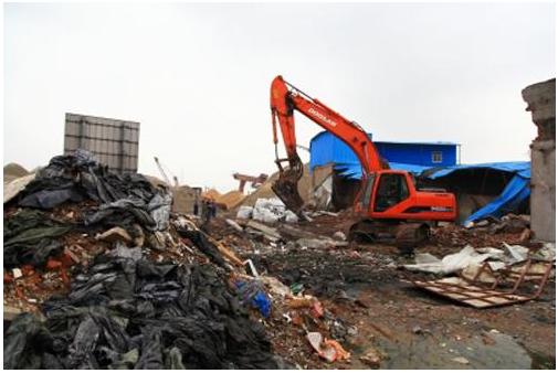 上海化工厂拆除报价 苏州辉强再生资源回收供应